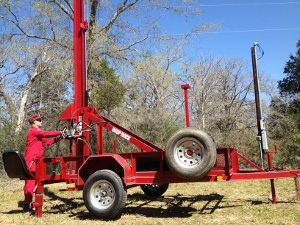 M-60 Water well Drilling Rig