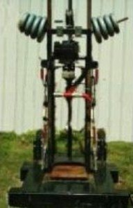 homemade water drilling rig plans